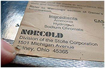 norcold_Stolle_label