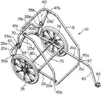 Us_patent5474316_chariot_frame_fold