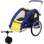 Schwinn Spirit Bicycle Trailer SC821