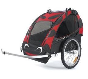 Burley_design_lady_bug_child_bicycl